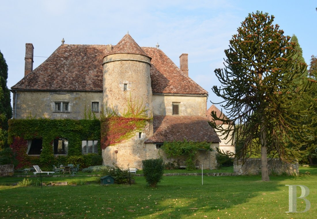 fAn authentic 14th century setting for seigniorial receptions between Ile-de-France and the Perche - photo n°9