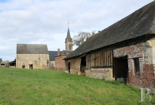 castles for sale France lower normandy orne priory - 11 mini