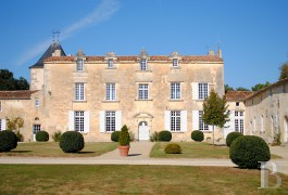 Historic buildings for sale - poitou-charentes - 17th century, listed manor house and its 44 ha (109 acre) estate in the Saintonge region