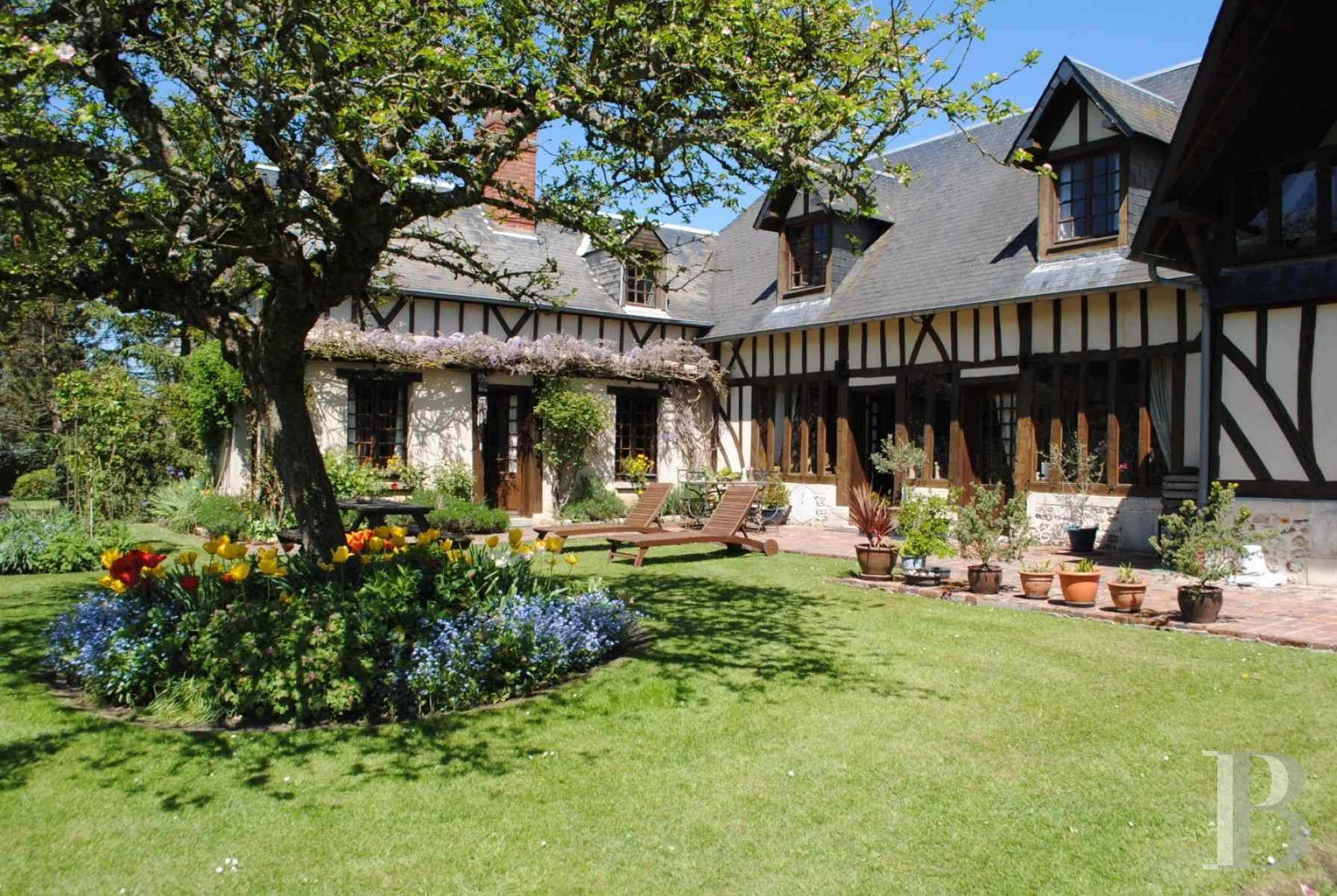 property for sale France upper normandy listed village - 1 zoom