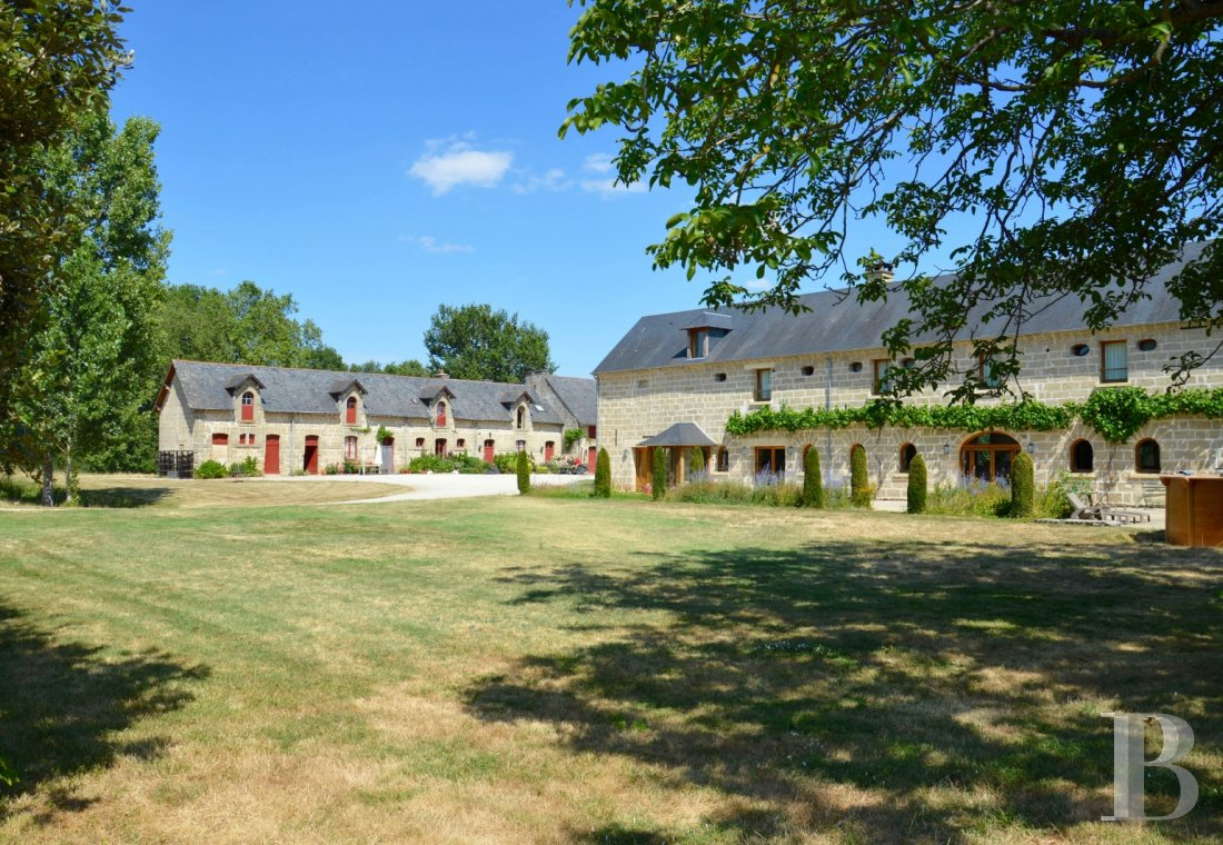 property for sale France pays de loire residences hunting - 1