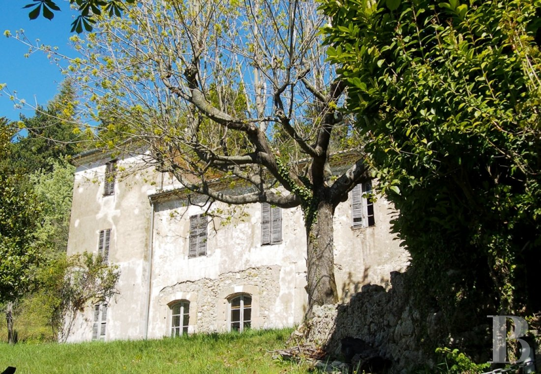 chateaux for sale France provence cote dazur chapel farm - 4