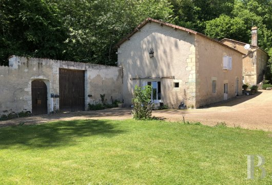 chateaux for sale France aquitaine   - 14
