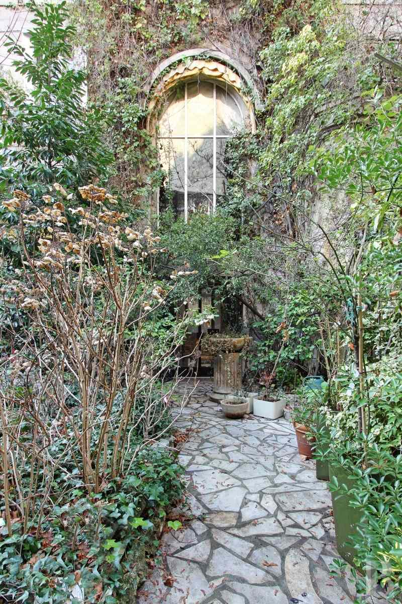 mansion houses for sale paris garden golden - 4 zoom