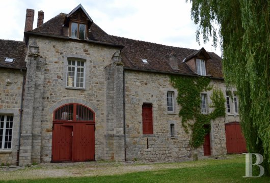 France mansions for sale burgundy medieval renaissance - 4