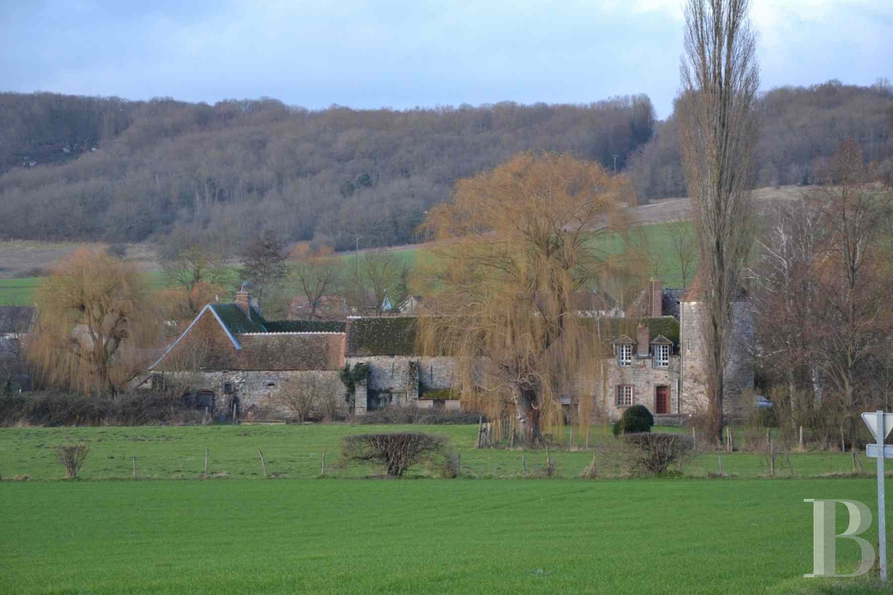 France mansions for sale burgundy medieval renaissance - 1 zoom