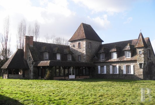 France mansions for sale upper normandy   - 2