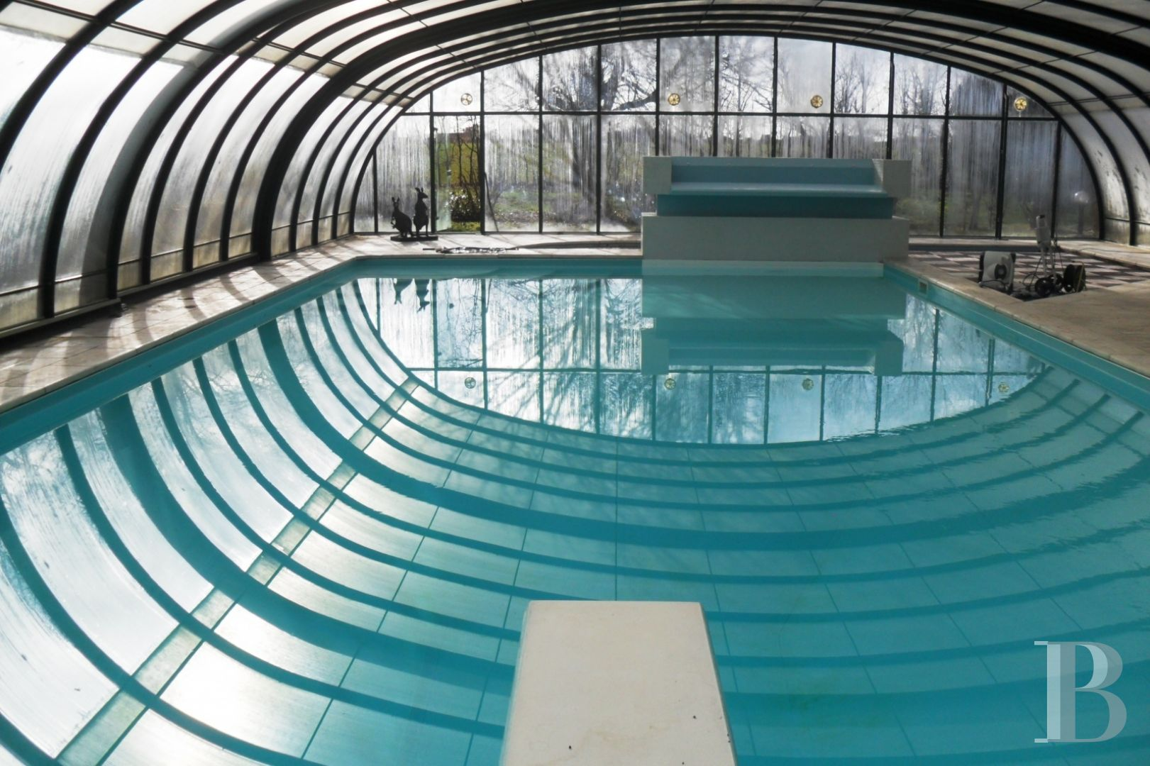 France mansions for sale upper normandy swimming pool - 7 zoom
