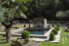 France mansions for sale poitou charentes house water - 19