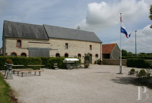 manoirs a vendre basse normandie   - 6