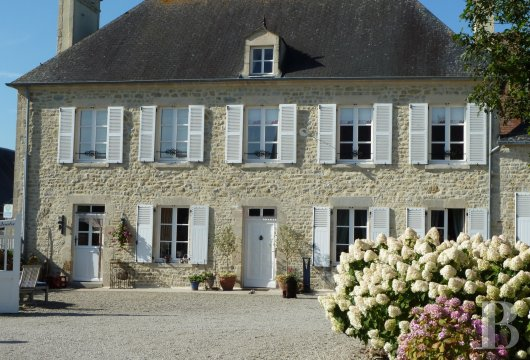manoirs a vendre basse normandie   - 3