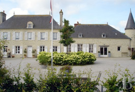 manoirs a vendre basse normandie   - 2
