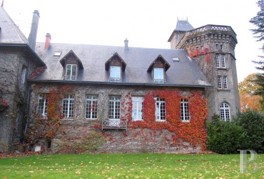 France mansions for sale upper normandy manors for - 3