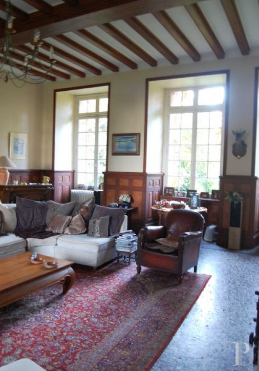 France mansions for sale upper normandy manors for - 12