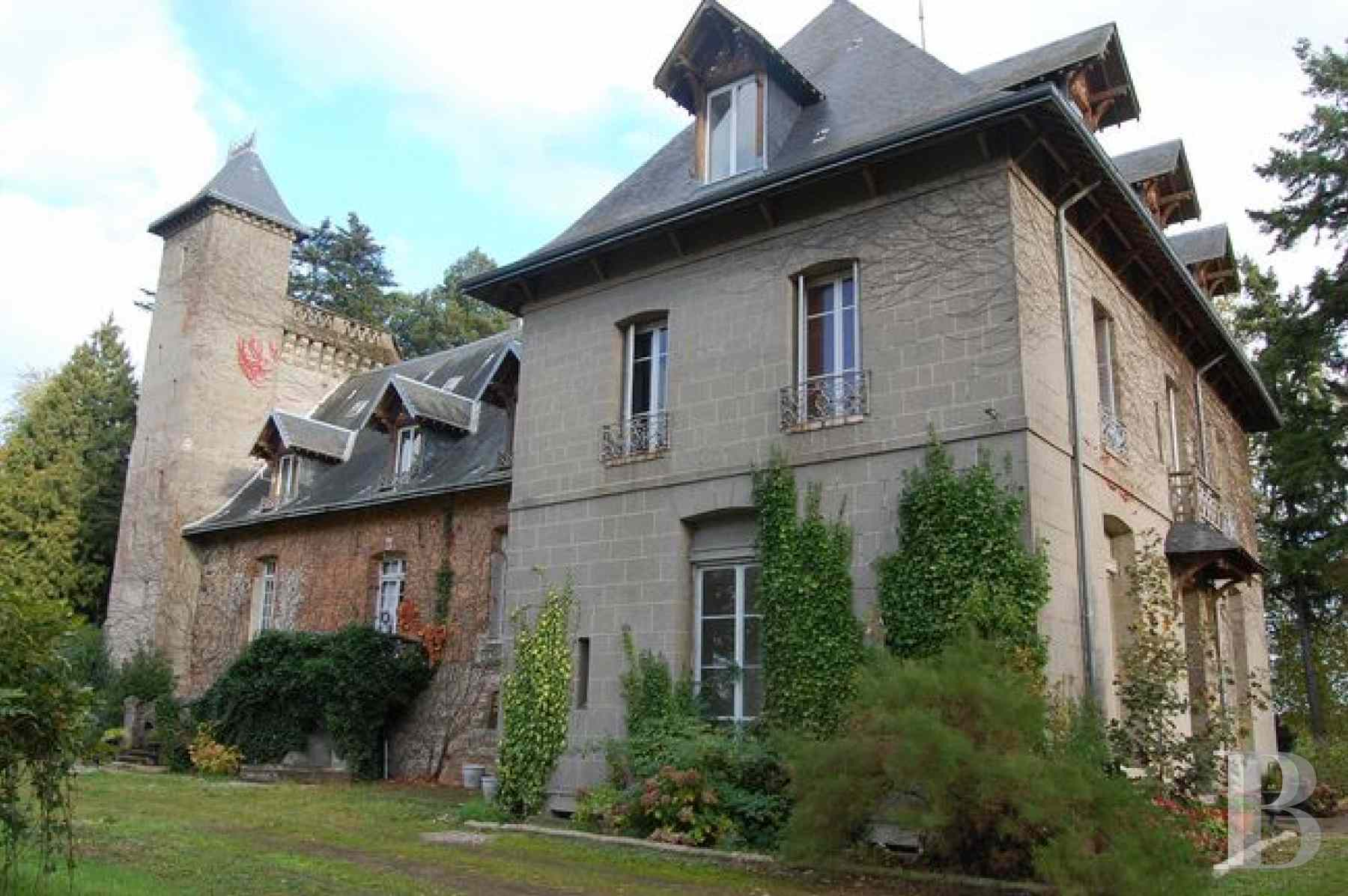 France mansions for sale upper normandy manors for - 2 zoom