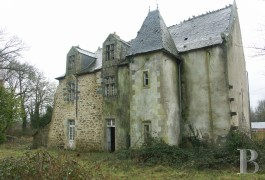 photo chateau a vendre en france a restaurer