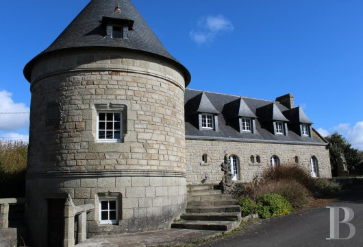 character properties France brittany bay audierne - 3