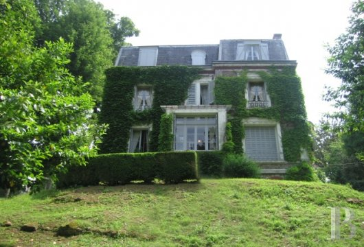 chateaux for sale France picardy aisne champagne - 3