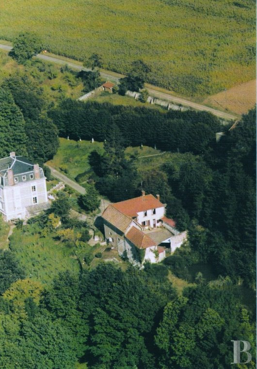chateaux for sale France picardy aisne champagne - 5
