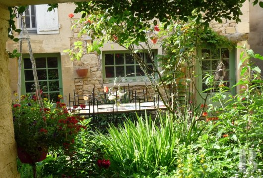 mansion houses for sale France aquitaine house 18th - 4