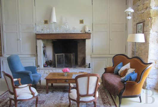 mansion houses for sale France aquitaine house 18th - 8