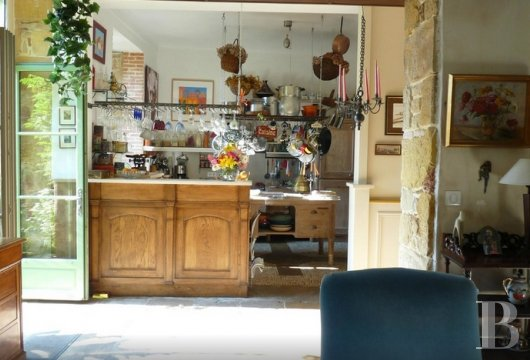 mansion houses for sale France aquitaine house 18th - 9
