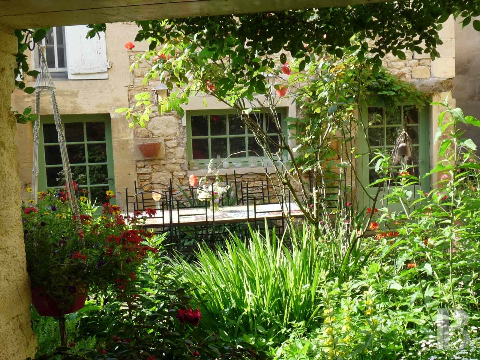 mansion houses for sale France aquitaine house 18th - 4 zoom