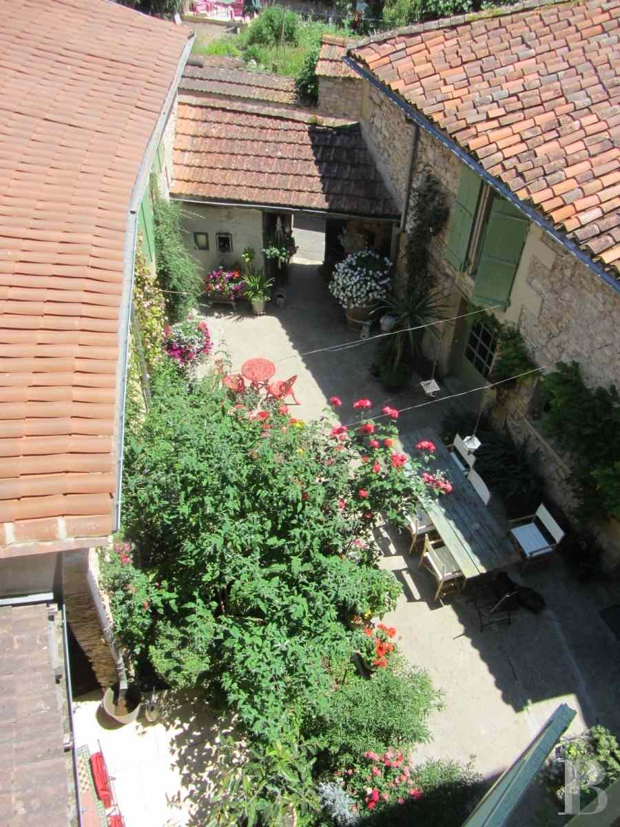 mansion houses for sale France aquitaine house 18th - 5 zoom
