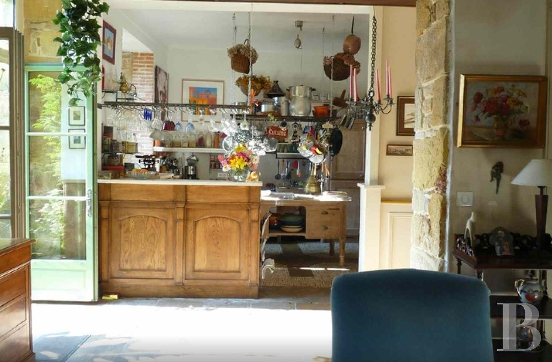 mansion houses for sale France aquitaine house 18th - 9 zoom