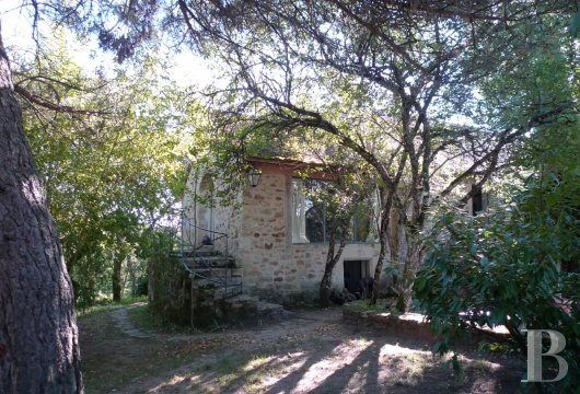 character properties France midi pyrenees hamlet estate - 15