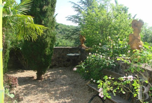 character properties France midi pyrenees hamlet estate - 9