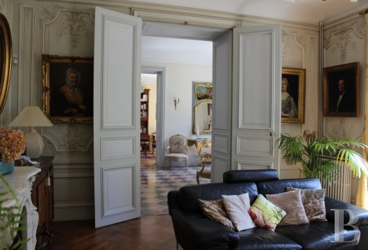 France mansions for sale center val de loire tours listed - 14
