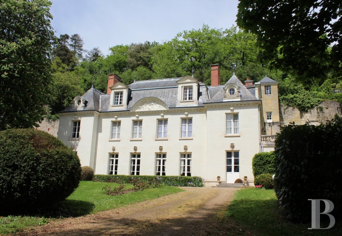 France mansions for sale center val de loire tours listed - 1 mini