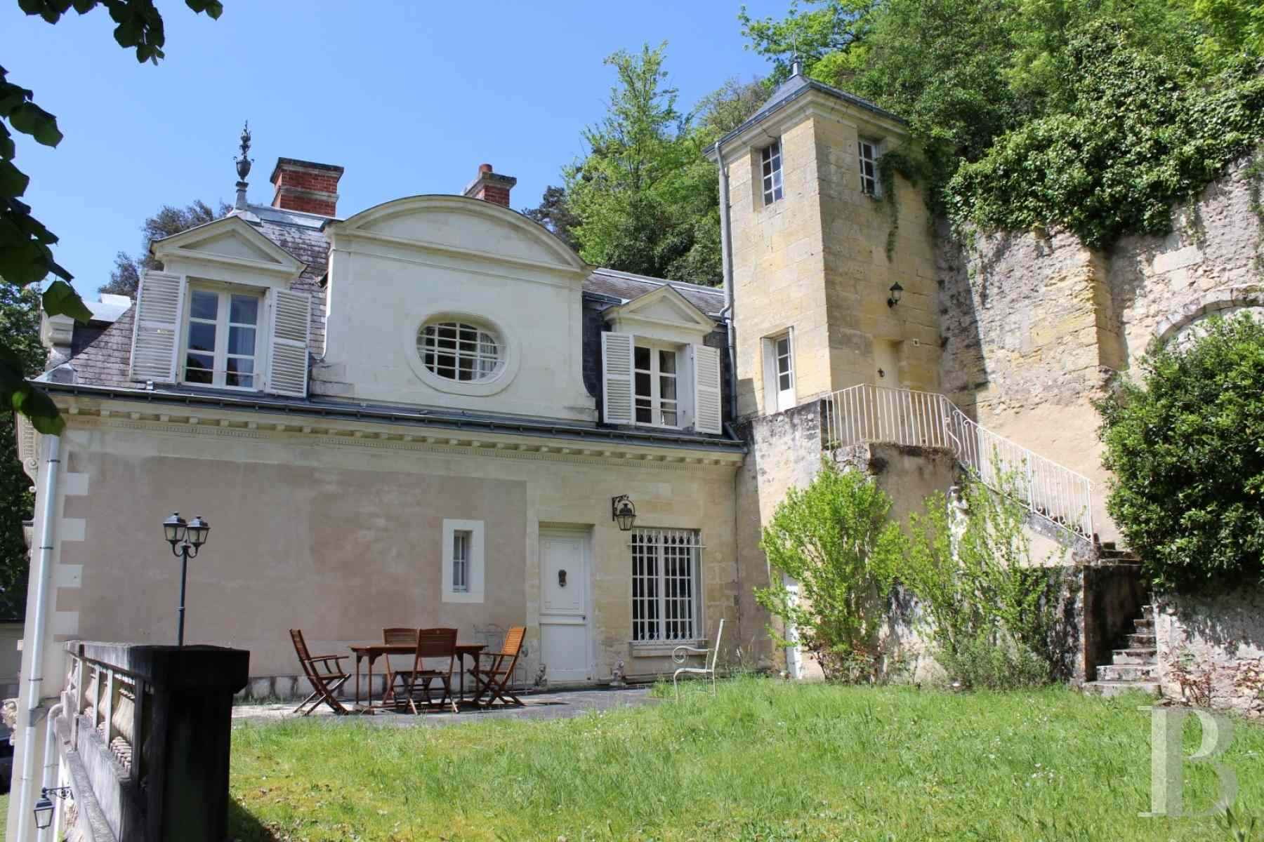 France mansions for sale center val de loire tours listed - 2 zoom