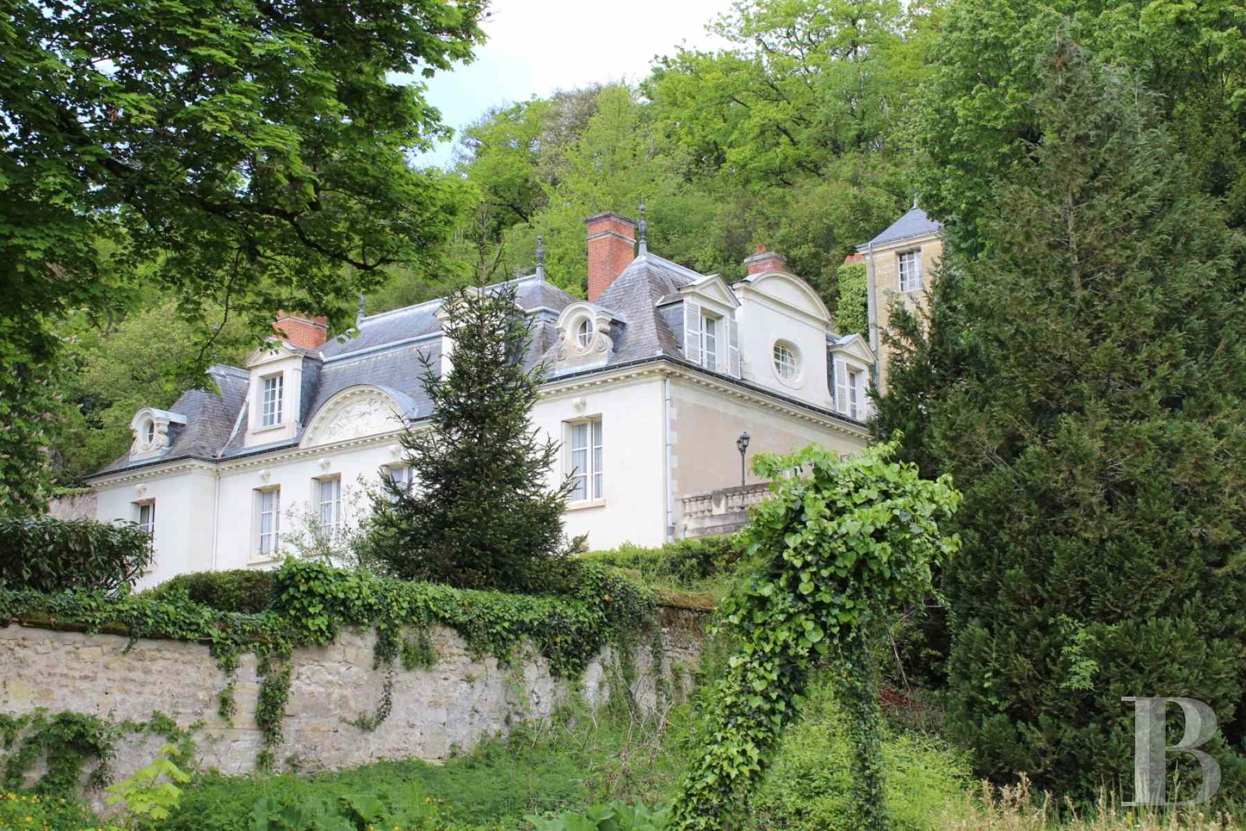 France mansions for sale center val de loire tours listed - 4 zoom