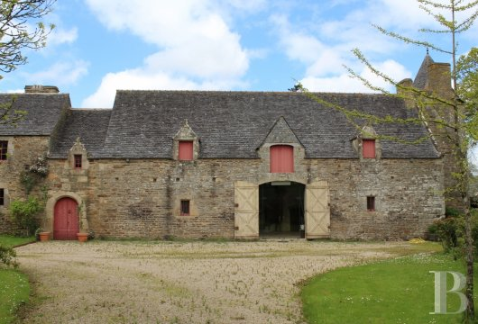 France mansions for sale brittany tregor region - 7 mini