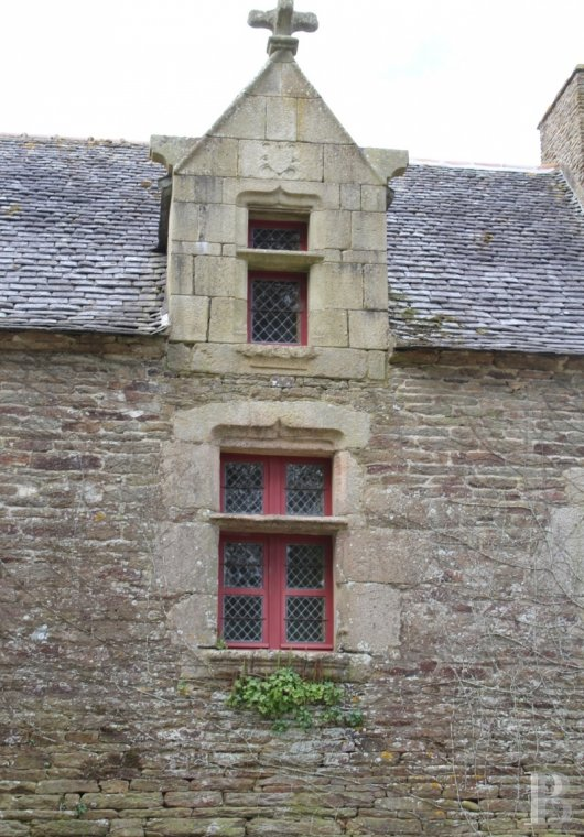 France mansions for sale brittany tregor region - 3 mini
