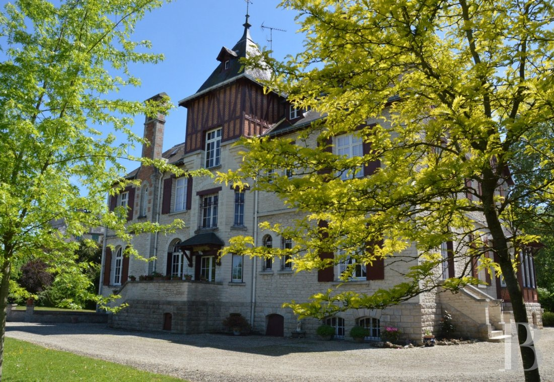 France mansions for sale champagne ardennes property aube - 1