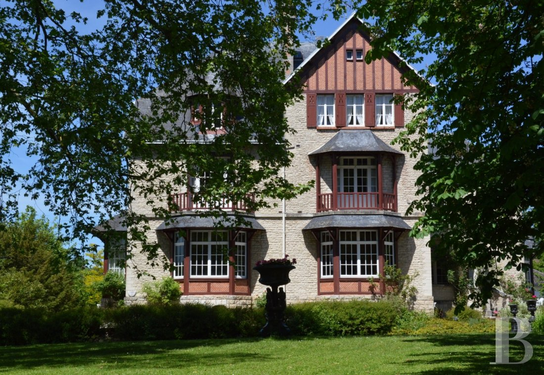 France mansions for sale champagne ardennes property aube - 12