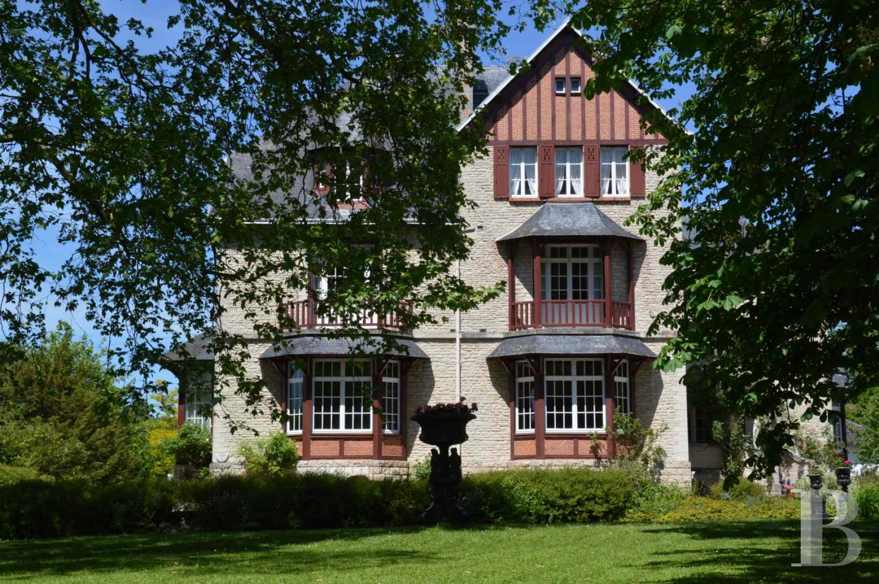 France mansions for sale champagne ardennes property aube - 12 zoom