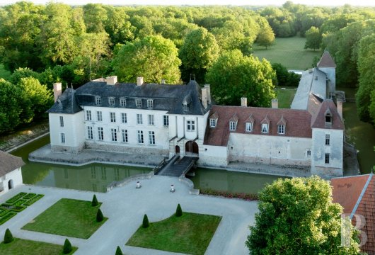 chateaux for sale France champagne ardennes 16th 18th - 2