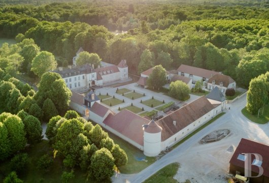 chateaux for sale France champagne ardennes 16th 18th - 4