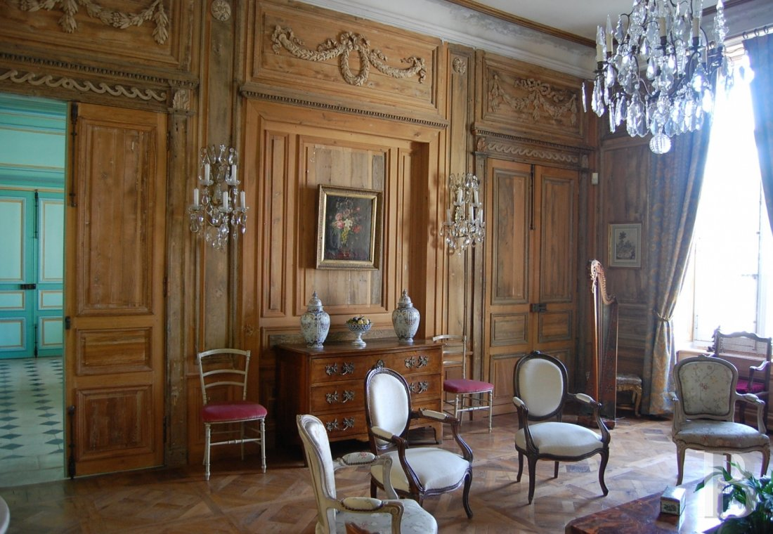chateaux for sale France champagne ardennes   - 26