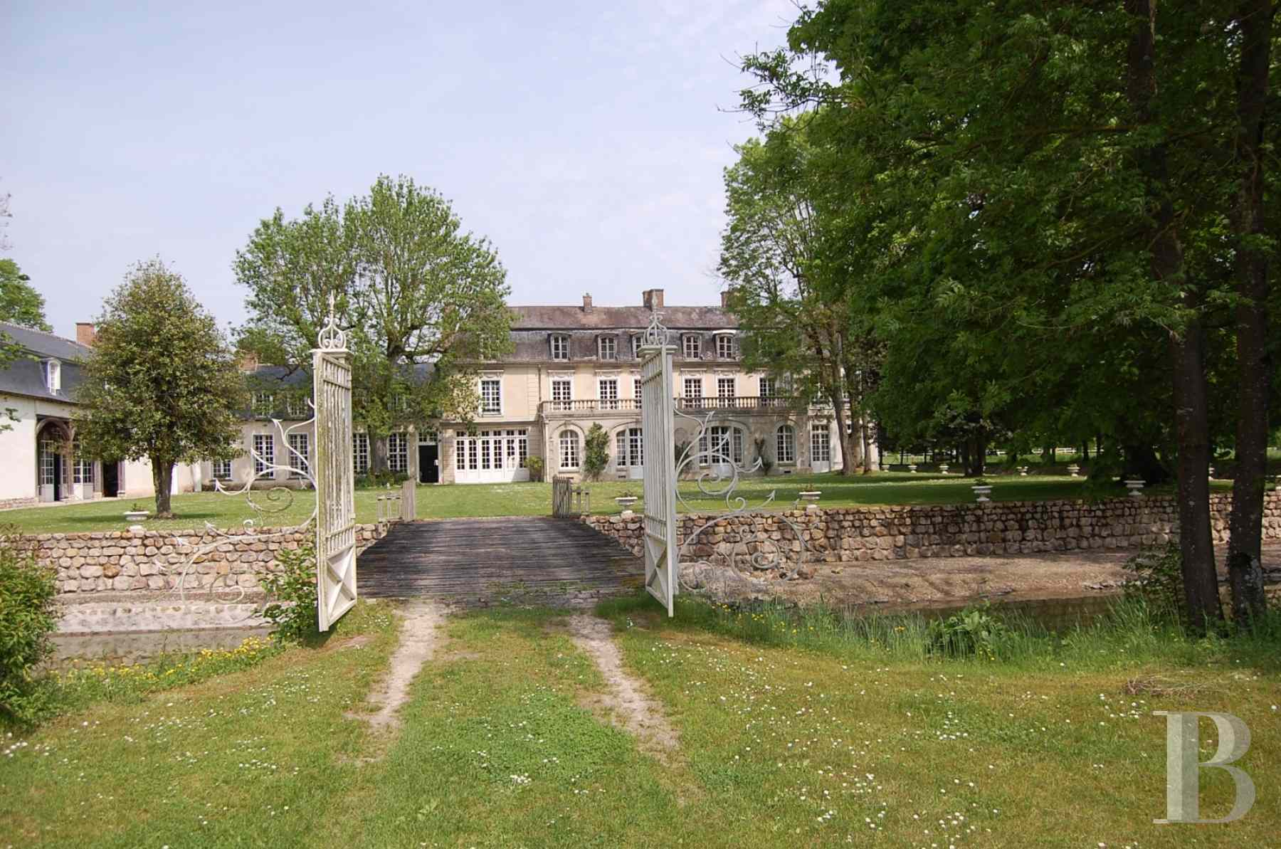 chateaux for sale France champagne ardennes 16th 18th - 11 zoom