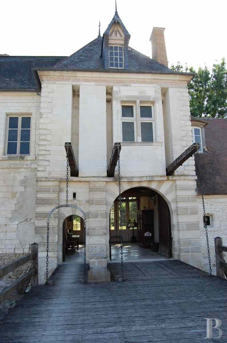 chateaux for sale France champagne ardennes 16th 18th - 12 zoom