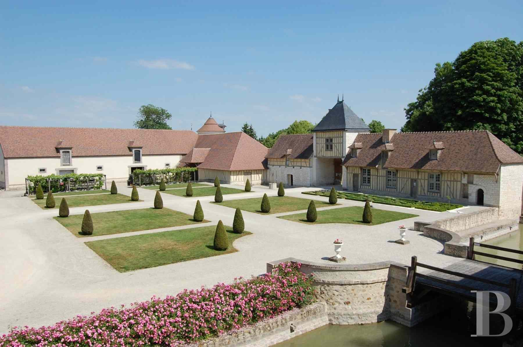 chateaux for sale France champagne ardennes 16th 18th - 5 zoom
