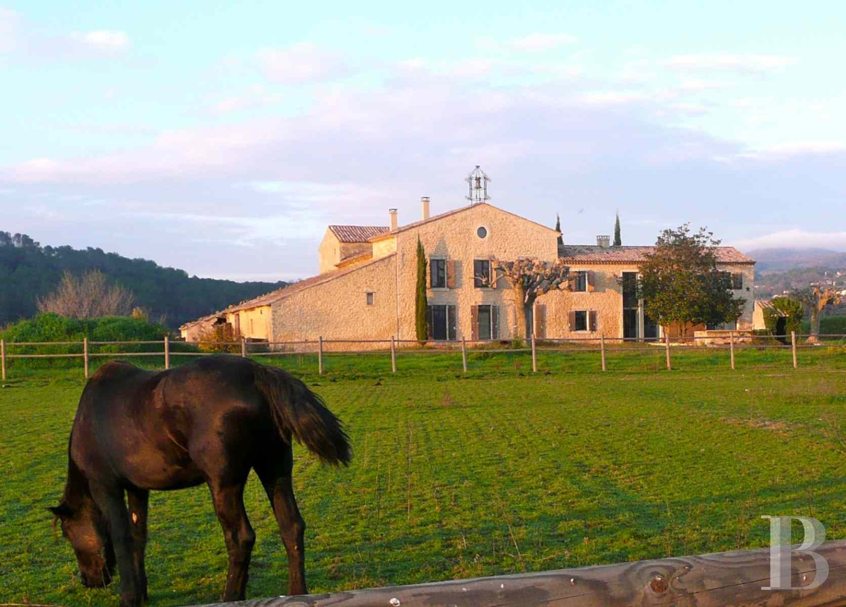 traditional mas house for sale languedoc roussillon traditional mas - 2 zoom