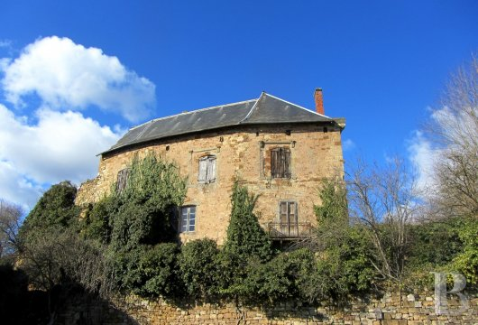 chateaux for sale France midi pyrenees figeac  - 10