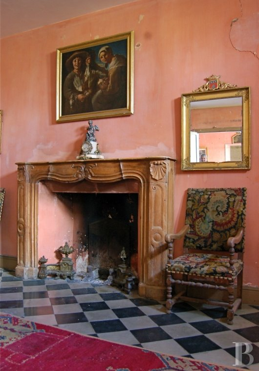 chateaux for sale France midi pyrenees figeac  - 13