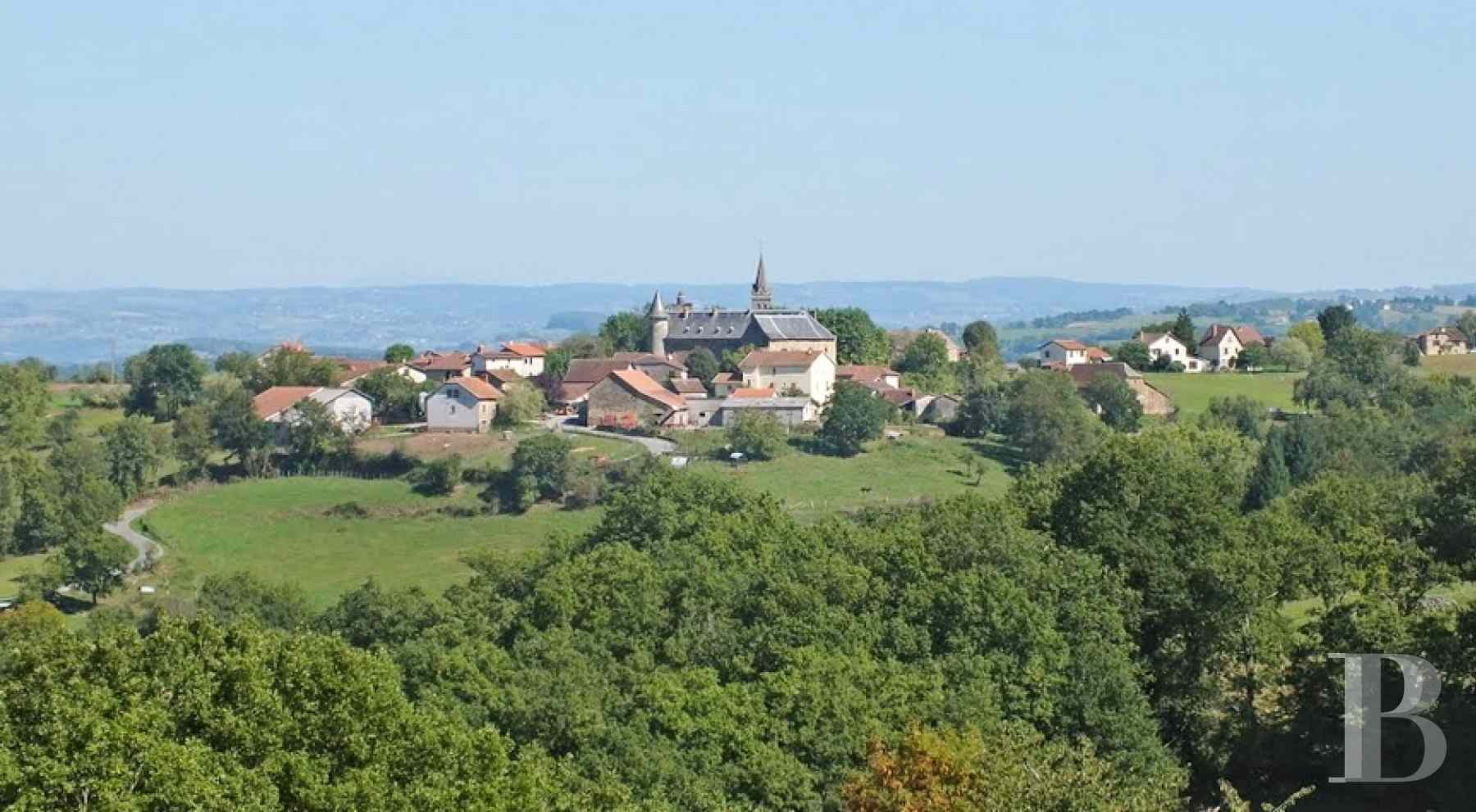 chateaux for sale France midi pyrenees figeac  - 19 zoom